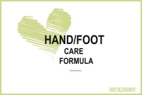 Hand foot care formula QQ