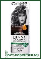 Cameleo Травяная краска для волос  тон 3.3 шоколад