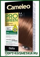 Краска для волос CAMELEO PRO GREEN  тон 5.4 каштан