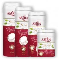 Ватные диски Amra с прошивкой