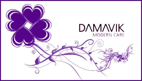Damavik косметика оптом